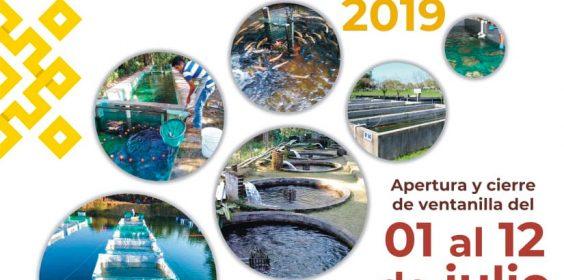 Acuacultura Rural 2019