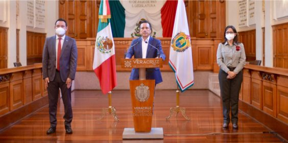 Veracruz intensifica saneamiento de sus finanzas, pagará adeudo heredado a la Contraloría: Gobernador Cuitláhuac García