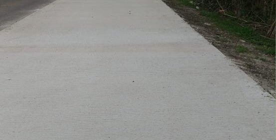 -Realiza SIOP obra vial en Cazones, con inversión de 11 mdp