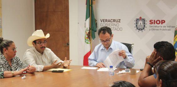 -Instala SIOP mesa de diálogo con integrantes de la UGOCP