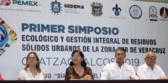 """Primer Simposio """"Gestión Integral de Residuos Sólidos Urbanos"""""""