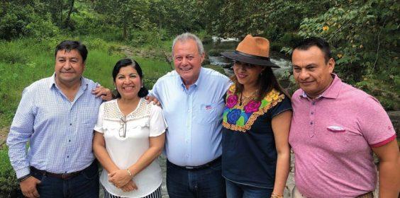 Continúa SEDEMA acciones de ordenamiento ecológico en el río Bobos