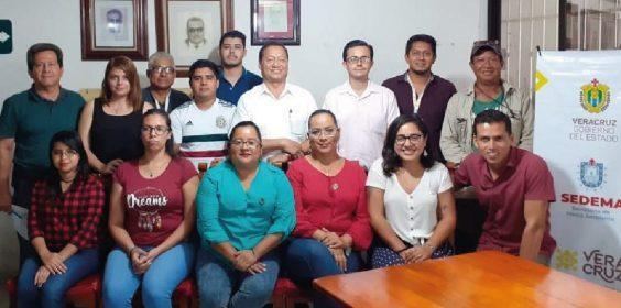 Capacita SEDEMA a municipios del sur para crear Programa de Gestión Integral de Residuos