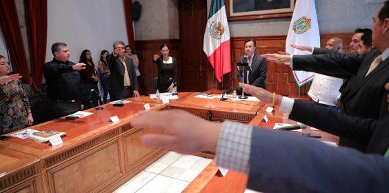 Toma protesta Gobernador a Consejo Veracruzano de Agenda 2030