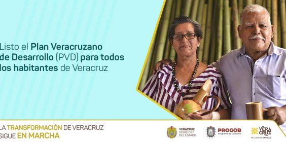 Plan Veracruzano de Desarrollo 2019 – 2024