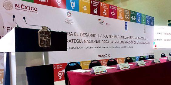 Capacitación Nacional de Agenda 2030