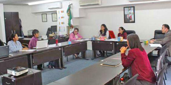 Reuniones de trabajo para ajustar objetivos, estrategias, metas e indicadores del PVD