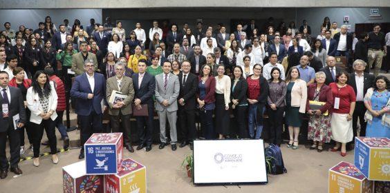 Se reúne el Consejo Veracruzano de la Agenda 2030 en su primera sesión ordinaria