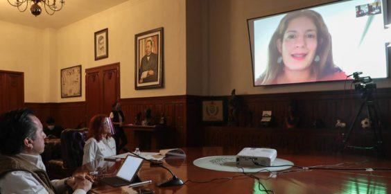 Reconoce Gobierno Federal a Veracruz por enfocar sus acciones en la Agenda 2030