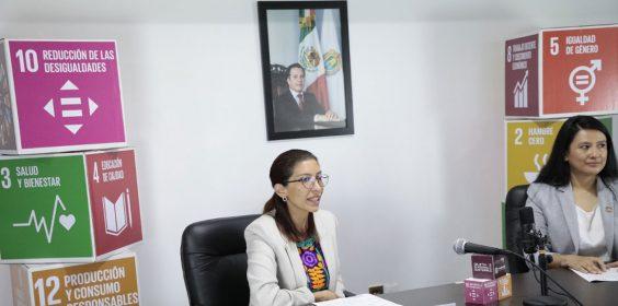 Sesión Ordinaria del Consejo Veracruzano de la Agenda 2030