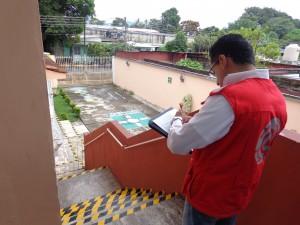 Actividades de supervisión a Centro de Atención Infantil, zona centro del Estado.