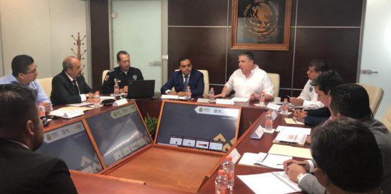 SSP en coordinación con la UECS y Policía Ministerial.