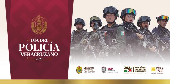 CONVOCATORIA – Día del Policía Veracruzano 2021