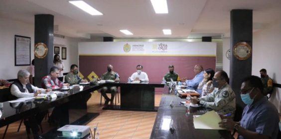 La Mesa de Coordinación Estatal para la Construcción de la Paz