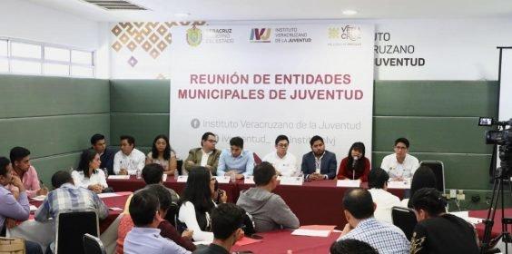 Inicia IVJ Reunión de Entidades Municipales de Juventud