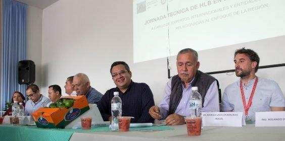 Aplicará SEDARPA técnicas para mejorar producción y comercialización de cultivos