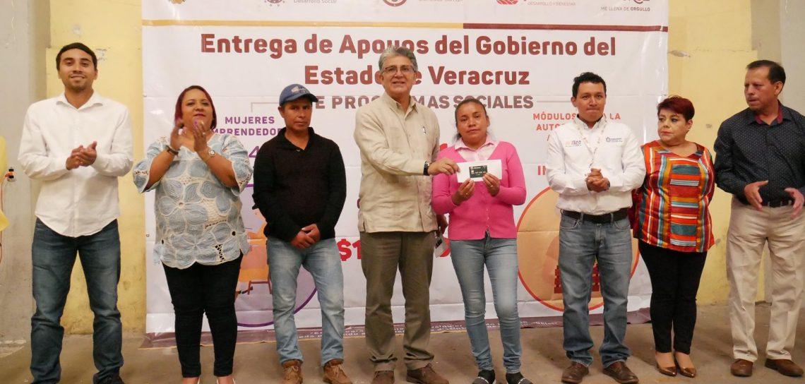 Beneficia Sedesol Con 272 Acciones A Atzalan Jalacingo