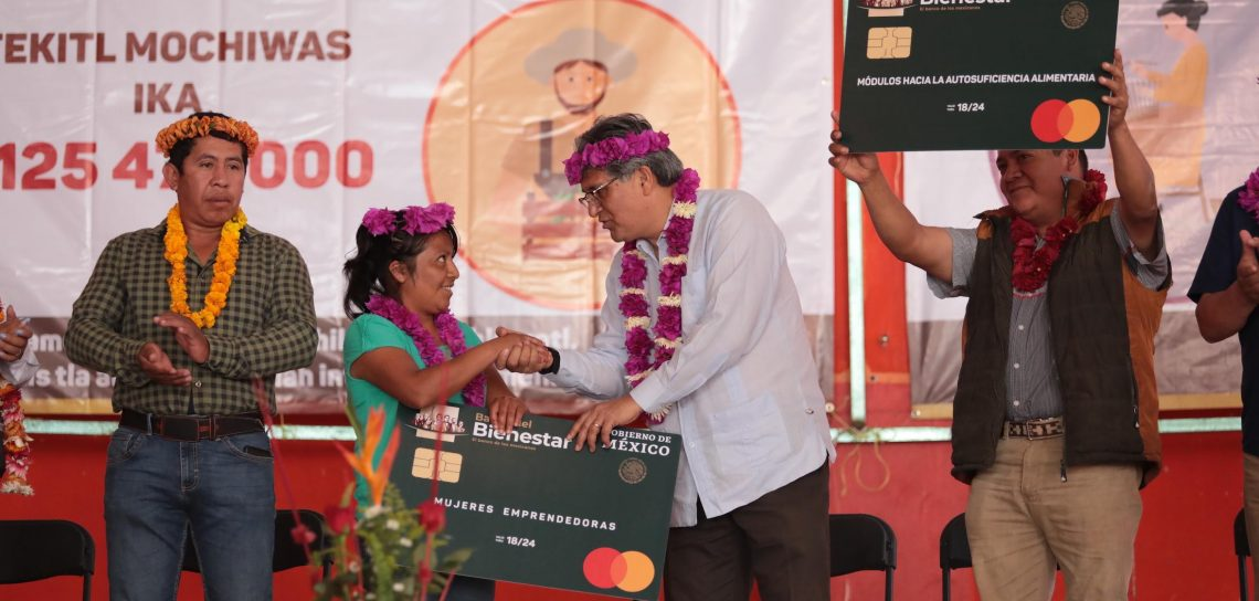 Entrega Sedesol Programas Sociales En Zongolica Mixtla Y