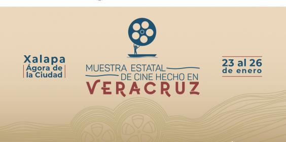 Muestra Estatal de Cine Hecho en Veracruz proyectará 26 obras