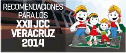 Recomendaciones  JCC 2014